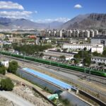 Lhasa-Nyingchi railway in SW China's Tibet injects vitality into areas along route