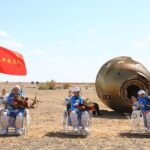 Shenzhou-12 astronauts return home safely after completing three-month space station construction mission